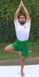 Vriksh Asana Yoga Poses Intermediates