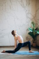 anjaneyasana Yoga and its benefits