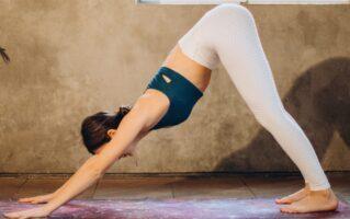 Step 8 Yoga Reduce Belly Fat