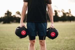 Farmers Carry Compound Exercises