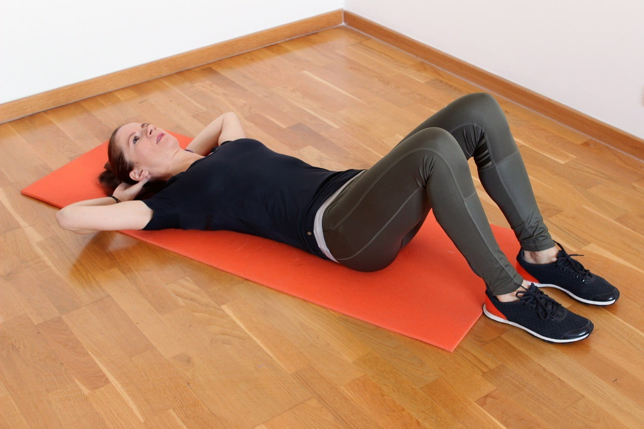 Most Effective 6 Crunch Exercise For Solid Six Pack Abs