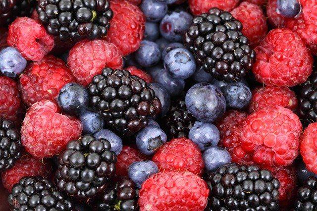 berries Keto Diet Food