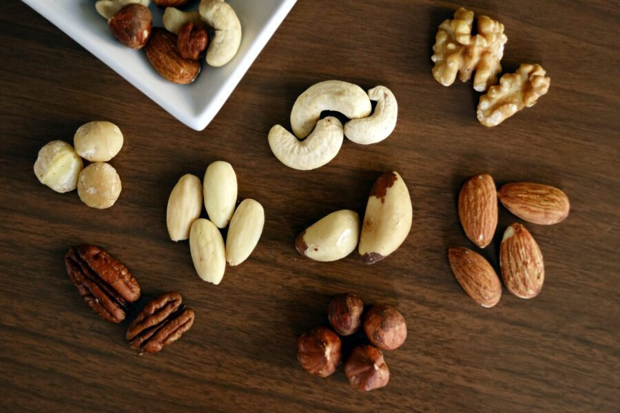 nuts Junk Foods Those Healthy