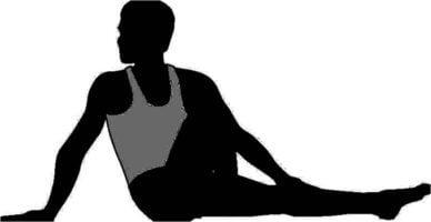 Vakrasana Yoga for diabetes