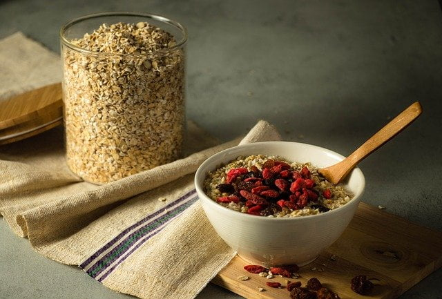 oats best foods to boost Stamina