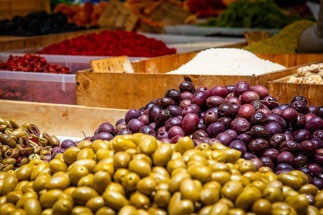 olives Fruits