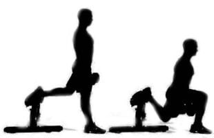 Single leg squat top leg exercises for strong legs