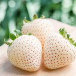 health benefits of white strawberries