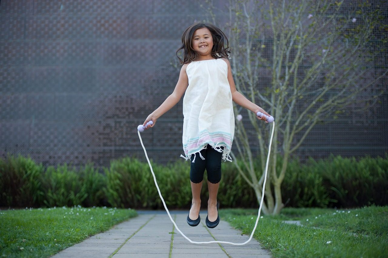 Benefits of Skipping Rope