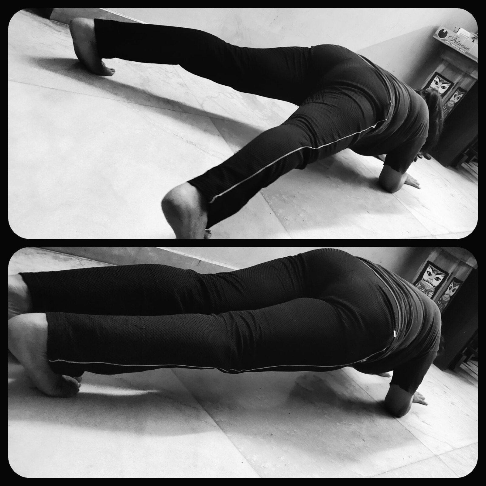 Plank Jack