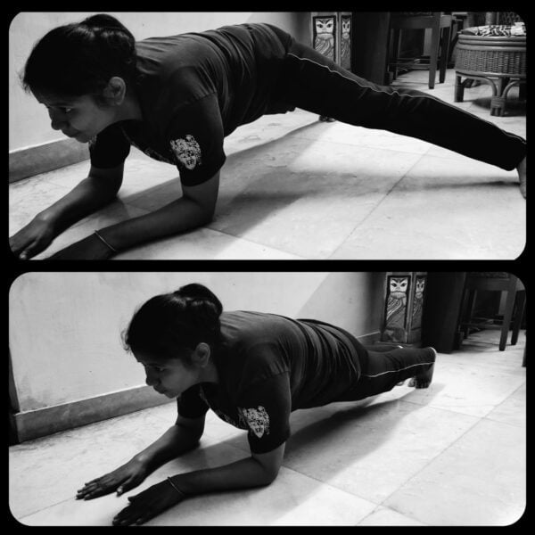 Wiper P Types of Plank Exercise and Its Benefits