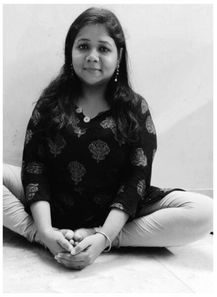 Baddha Konasana yoga poses during pregnancy