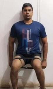 wall sit resistance band