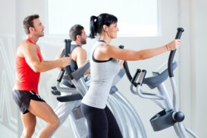 cross trainers weight loss