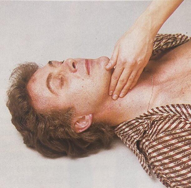 Step 1 Cardiac Massage