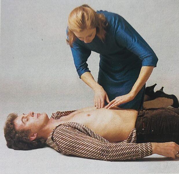 Step 2 Cardiac Massage