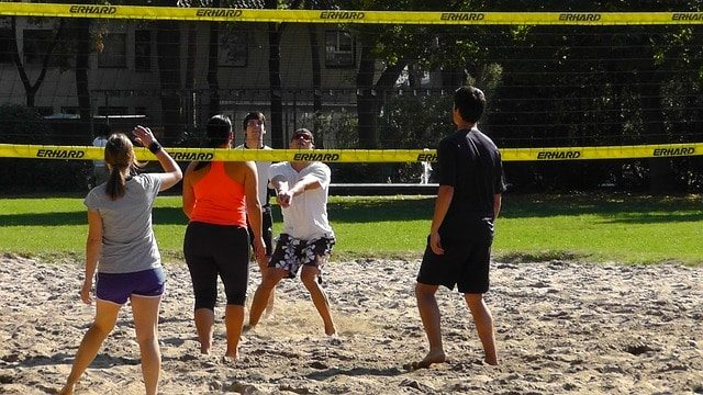 volleyball Weight Loss Sports For Children