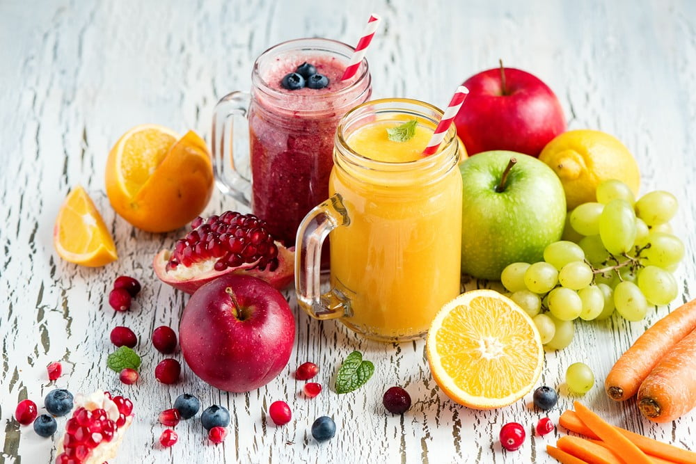 Best 15 Homemade Juices For Rapid Weight Loss