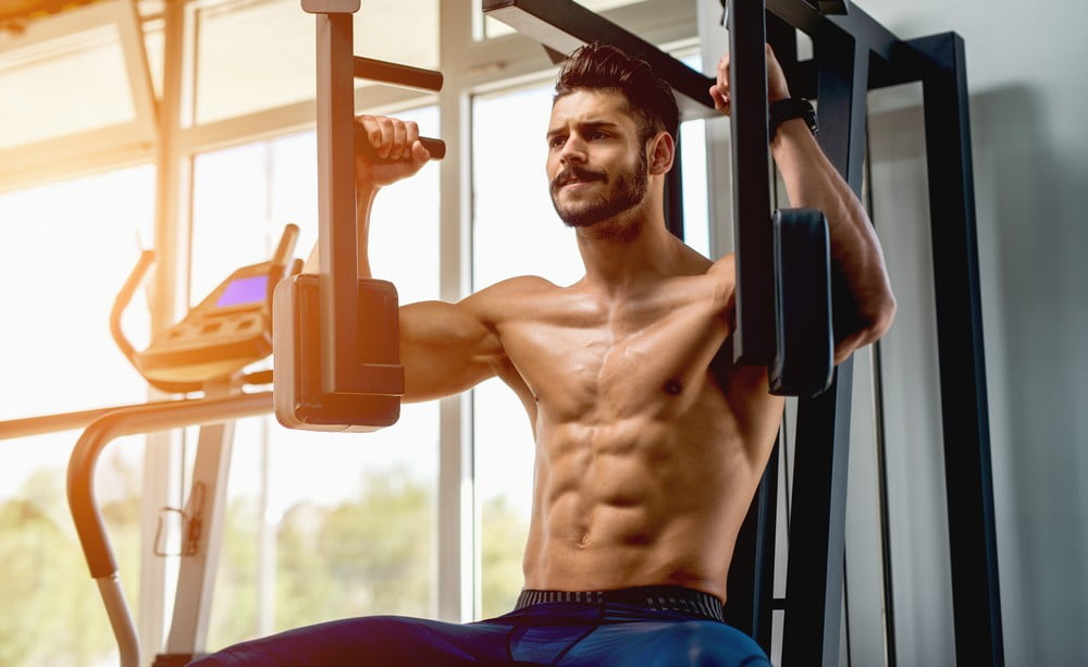 Top Chest Workout At Home With Brick