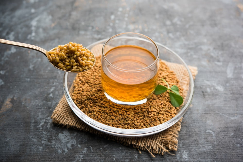 fenugreek water Homemade Juices Weight Loss