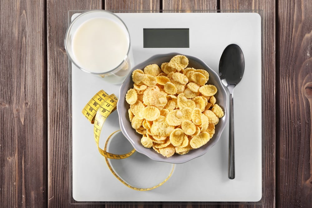Corn Flakes in Weight Loss