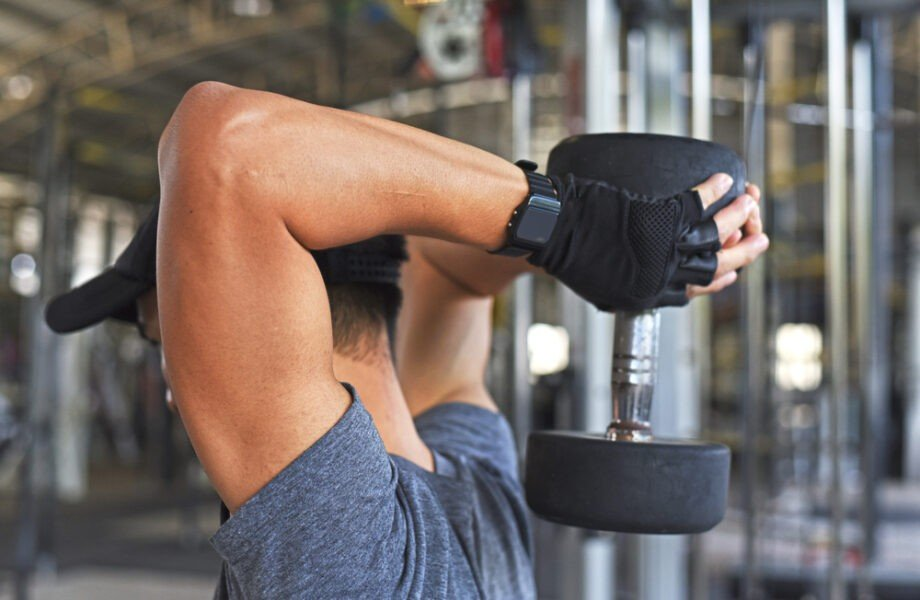 Tricep Extension Upper Body Exercises