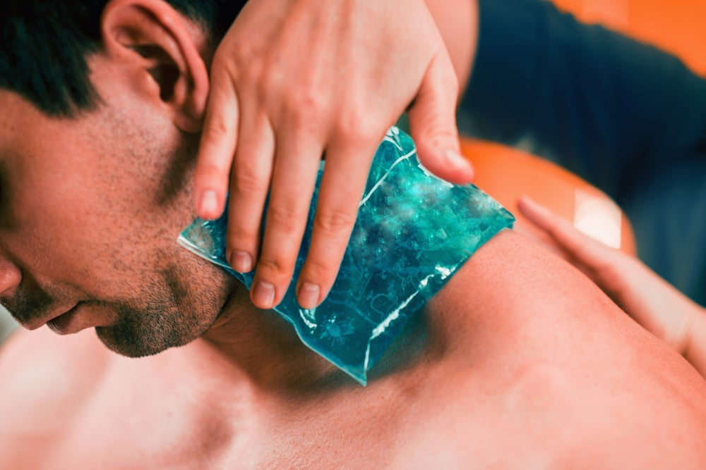Benefits of Ice Pack On Neck