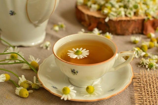 chamomile tea Immune Boosting Tea