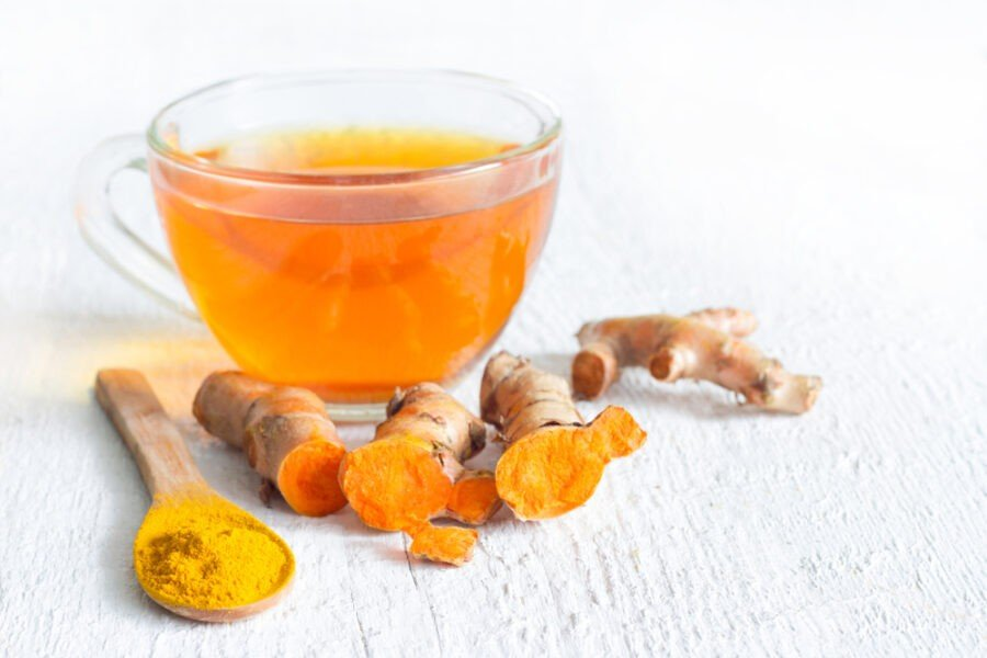 turmeric tea Immune Boosting Tea