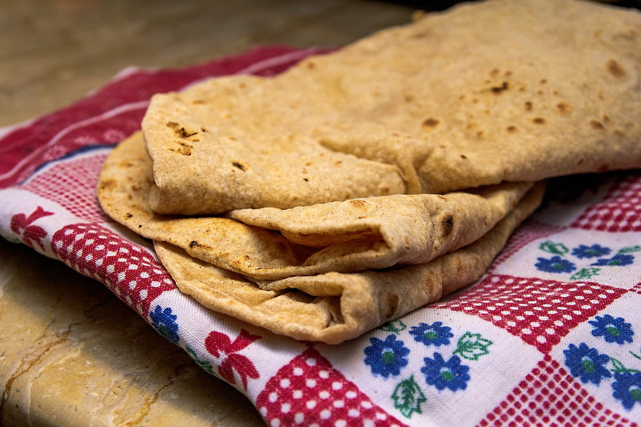 Roti Face Pack For Glowing and Tightening Skin