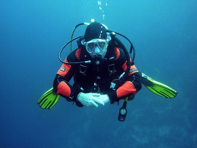 Scuba diving Exercise And Activities To Avoid In High Blood Pressure
