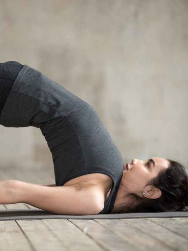 Yoga Poses for Sinus